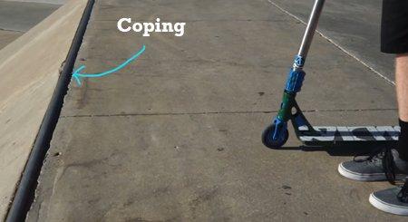 scooter skatepark etiquette