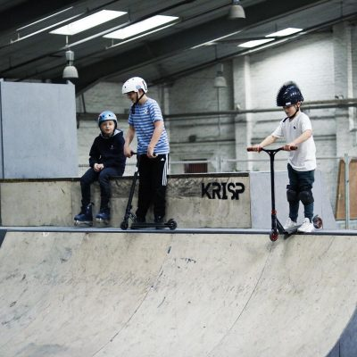 KRISP Skatepark