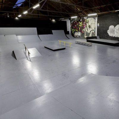 Prime Skatepark CIC