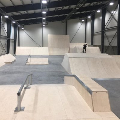 Scooter Hut Arena
