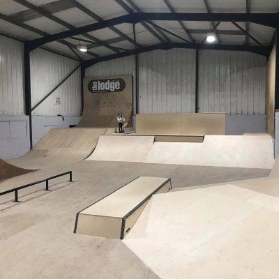 The Lodge Indoor Skatepark
