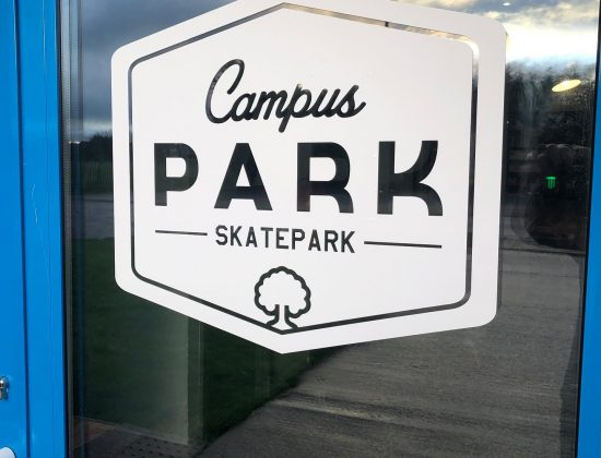 Campus skatepark – The Park