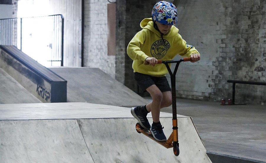 Beginner Scooter Comp