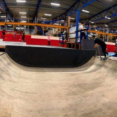 Omega Skate Hal